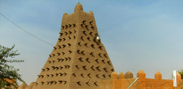 Grand Mosque of Djenne